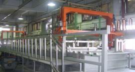 全自动龙门磷化生产线