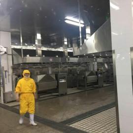 中央厨房生产线-优质中央厨房生产线