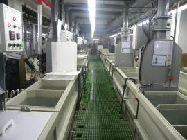 充电宝铝壳阳极氧化生产线