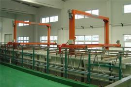 不锈钢产品电解抛光生产线