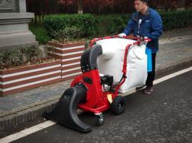 景区保洁用汽油驱动吸树叶机凯达仕YC-XY55