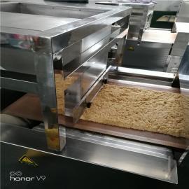 流水线式小麦胚芽微波烘焙机设备生产介绍