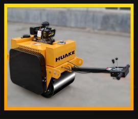 华科HK-s60s小型压路机 农用 道路 整平 压实 沥青体育场 沟渠
