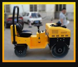 华科HK-2000小型座驾压路机 工程 家用 道路沥青压实