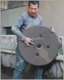 陶瓷泥浆过滤设备高压圆形压滤机
