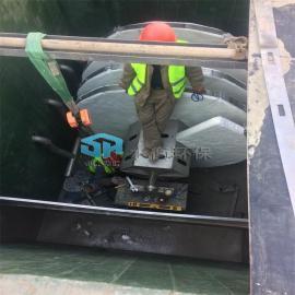 水衡制造纤维转盘生物滤池 污水处理效果好 质优价廉 材质可选择