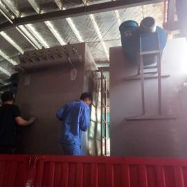 粉尘处理净化 移动式布袋除尘器 耀先石料厂粉尘处理