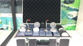 低浓度烟尘滤膜 不锈钢滤网 压环 采样头
