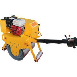 手扶单轮压路机 手扶式小型压路机