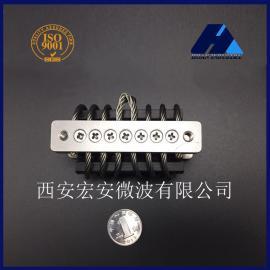 电气柜隔振防抖―GX-40AN1型钢丝绳隔振器