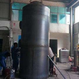 耀先废气净化处理 碳钢喷淋塔定制 有机废气净化系统