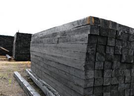 防腐枕木的发展及现代应用技术介绍,防腐木的规格