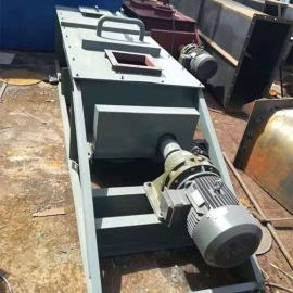 河美环保生产SJ型双轴粉尘加湿搅拌机