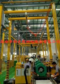 曳引机装配线服务完善 智能化曳引机装配生产线耐用环保