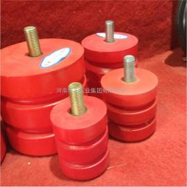 国标JHQ-A-7起重机聚氨酯缓冲器 120*100螺杆式聚氨酯缓冲器