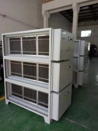 餐饮厨房油烟净化器高净化xiao率