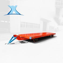 配备智能充电机使用灵活电平车安全系数高搬运业叉车牵引拖车