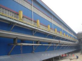 氧化铝超浓相输送装置及溜槽排气箱、平衡料柱