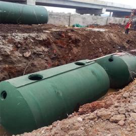 从化商砼整体式水泥化粪池