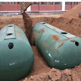 金诚整体式钢砼混凝土化粪池实力制造商30