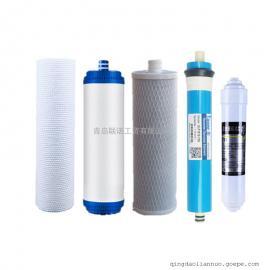 沁园净水器滤芯联合利华净水机前三级过滤芯RO-185pp棉膜1004