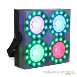 盈立莱JTL 4*30WKTV娱乐灯RGB三合一LED迷你炫彩观众灯