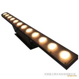 盈立莱JTL LED12颗3W幻彩条灯酒吧演出健身房效果灯