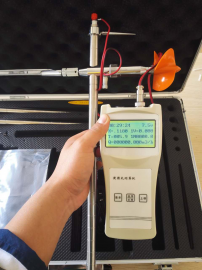 水文站水文地质调查便携式流速、流量测定仪