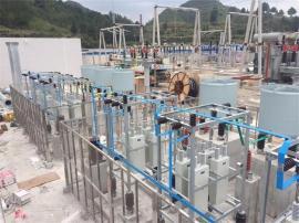 10KV柱�xi哐瓜�lu无功补偿装置/TBBW-12智neng电容器补偿装置
