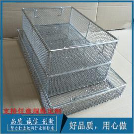不锈钢*器械消毒筐,304不锈钢消毒筐定制生产