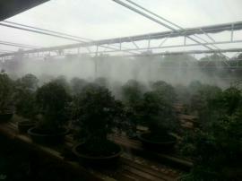 大型厂房降温 钢构厂房喷雾降温施工