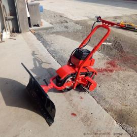生产铲粪机 养殖场专用推粪机 电动履带铲粪机现货