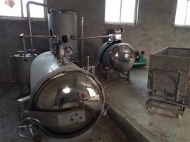 湿化机不锈钢300公斤设备屠宰场场无害化处理设备