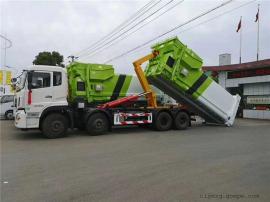 12立方18立方移动式垃圾压缩站制造厂