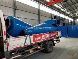 旋风除尘器碳钢沙克龙工业锅炉高效净化收集分离器