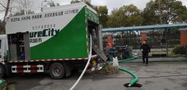 粪便压干,淤泥压干处理AG官方下载,净化式吸污车