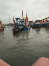 污泥整治挖泥船/航道疏浚挖泥船/鱼塘清淤船
