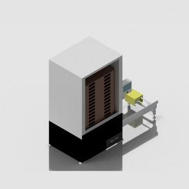 托盘供栈机