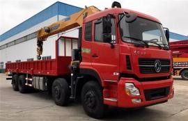 东风14吨直臂随车吊-14吨随车吊-程力集团