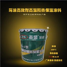 ZS-1耐高温隔热保温涂料的优点