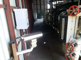 汽包水位工业监视系统