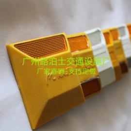 塑料道钉3M原装反光路标路面突起标示铸铝道钉AB胶交通