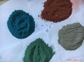 商场、厂房、车库金刚砂地坪磨料、绿色金刚砂与本色金刚砂的区别