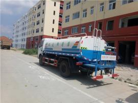 工地降尘车洒水车喷洒车