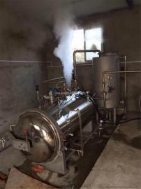鑫泰动物无害化处理设备 死猪处理设备 化制机组