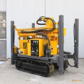 直供履带气动水井钻机 液压动力钻井机 优质货源