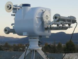 STS1000 太阳自动跟踪器