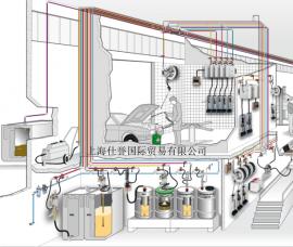 集中供油系统 润滑油集中加注系统 4S店润滑加注工程