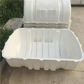 家用三格化粪池 玻璃钢模压化粪池 5立方化粪池