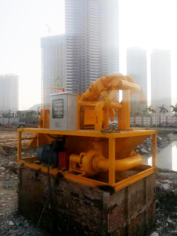 泥浆快速分离泥浆分离设备工作原理